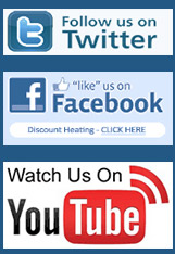 Discount Heating - Social Media links